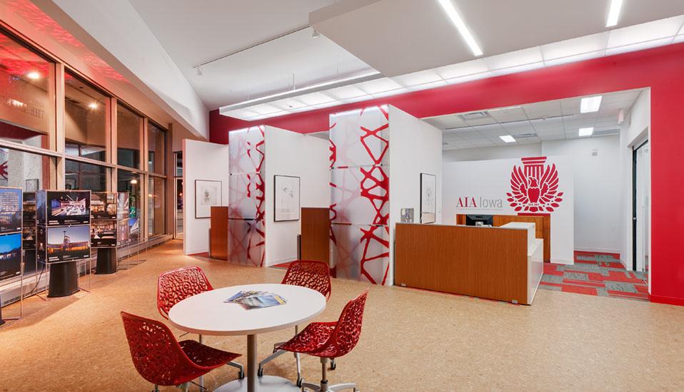 aia iowa office rdg planning design