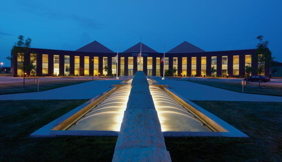 West Des Moines City Hall Rdg Planning Design