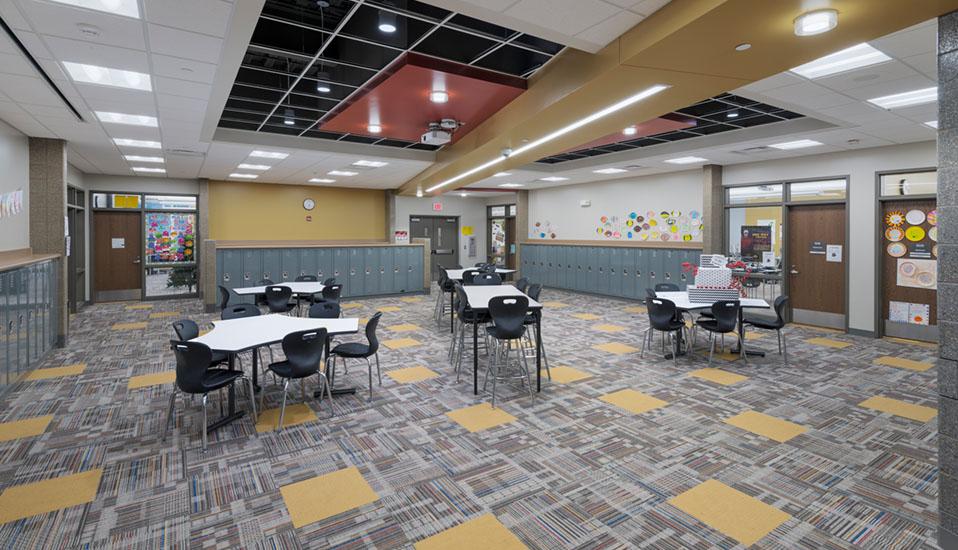 Fort Dodge Middle School :: RDG Planning & Design