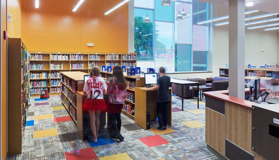 Classroom Design For Grade One ~ Fort dodge middle school rdg planning design