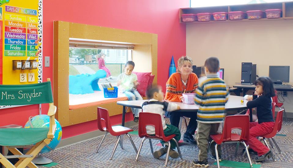 West Des Moines Hillside Elementary School RDG Planning