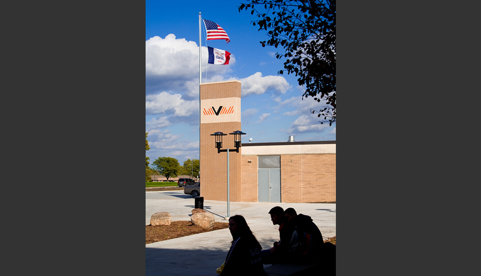 West Des Moines Valley High School Phase 1 Rdg Planning Design