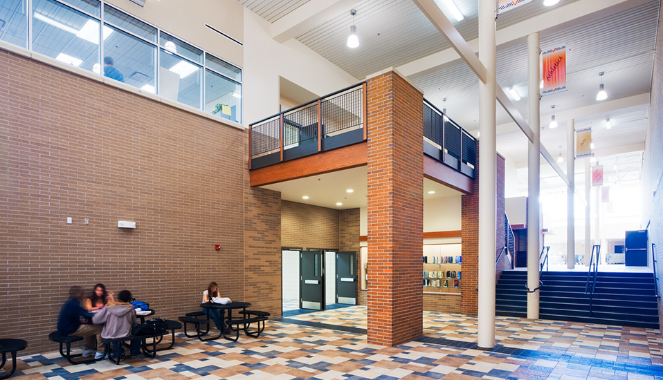 Valley High School is a three-year public high school in West Des Moines, Iowa, United States. The school hosts grades 10– It is run by the West Des Moines Community Schools. Freshmen attend a separate school, Valley Southwoods.