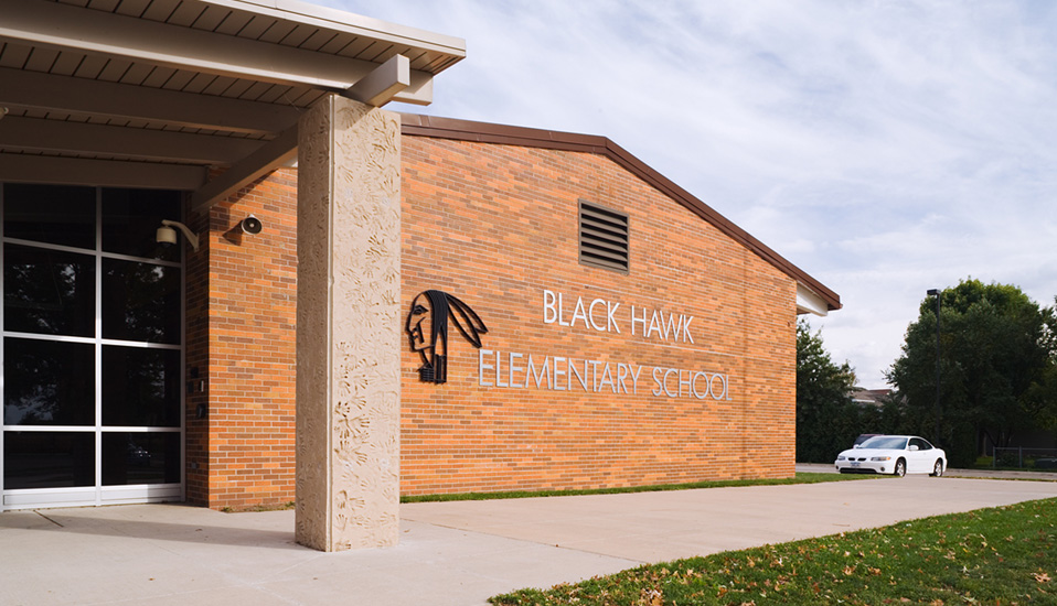 burlington black hawk elementary    rdg planning  u0026 design