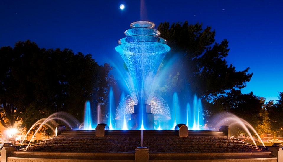 Led Outdoor Landscape Lighting >> Bayliss Park :: RDG Planning & Design
