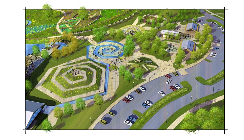 Valley View Park Master Plan Rdg Planning Amp Design