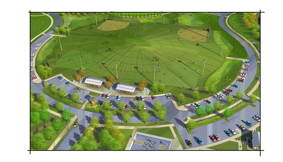 Valley View Park Master Plan RDG Planning Design