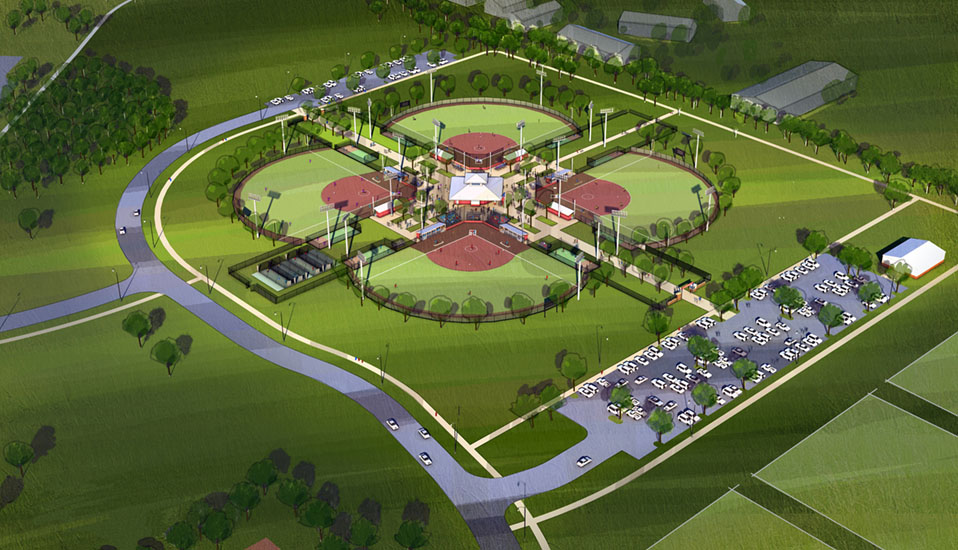 Goodman Sports Complex Rdg Planning Design