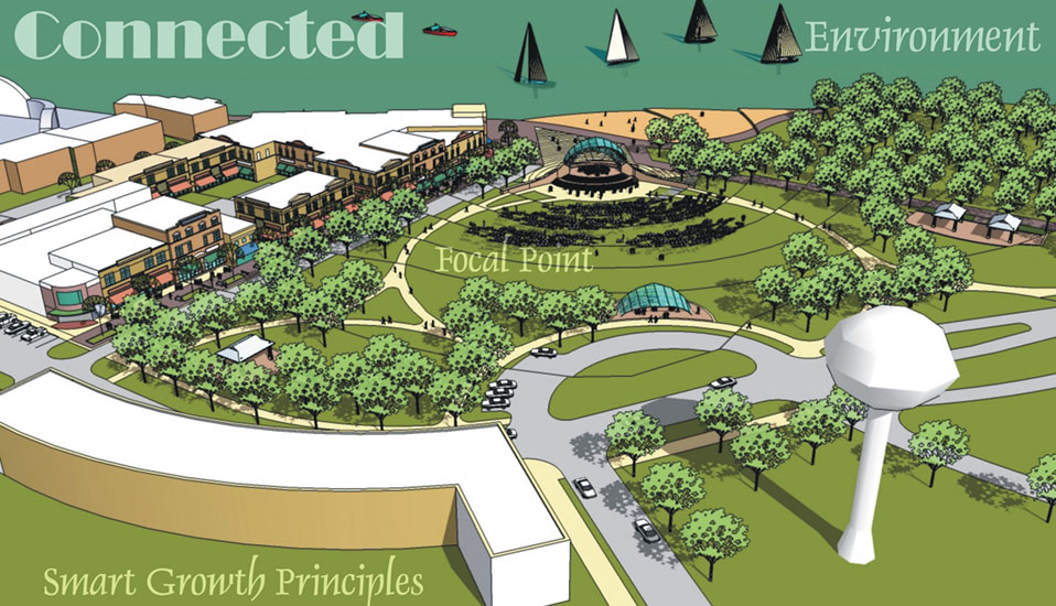 Arnold S Park Outdoor Amphitheatre Rdg Planning Amp Design