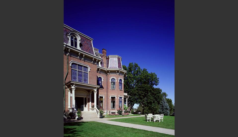 Terrace Hill Mansion Restoration Amp Rehabilitation Rdg