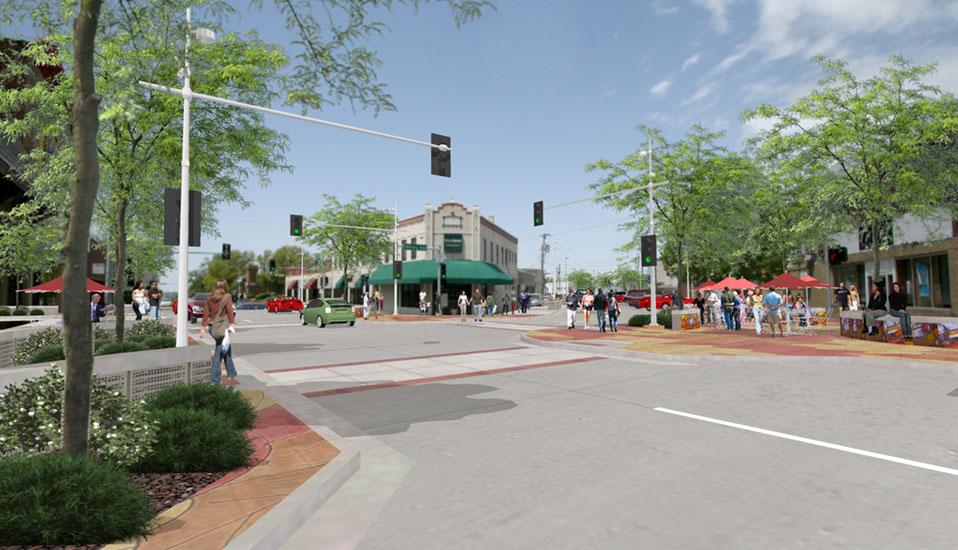 Downtown Benson Streetscape Improvements :: RDG Planning ...