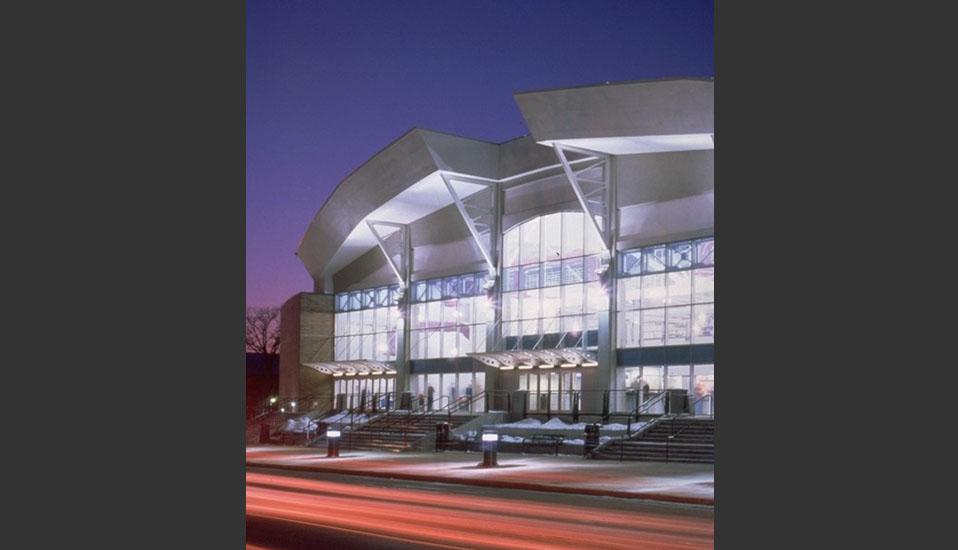 Drake University William C Knapp Center Rdg Planning