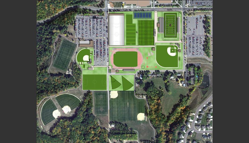 Minnesota State University Mankato Athletic Master Plan