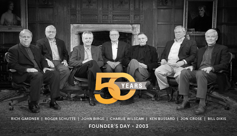 RDG 50th - Founder's Day