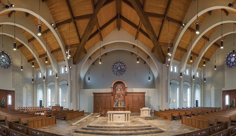 St Mary Catholic Church And School Rdg Planning Amp Design