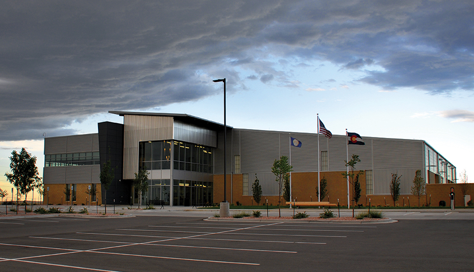 Aurora Police And Fire Training Facility Rdg Planning
