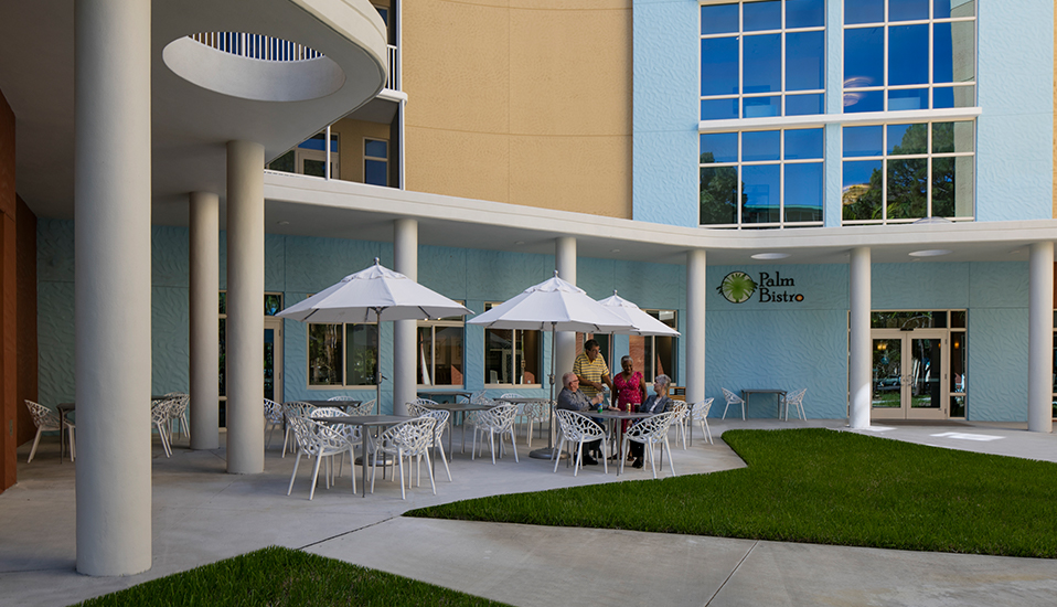 The Woodlands at John Knox Village - Pompano Beach, FL
