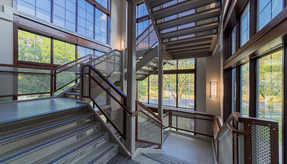 Fraternity House Interior Design