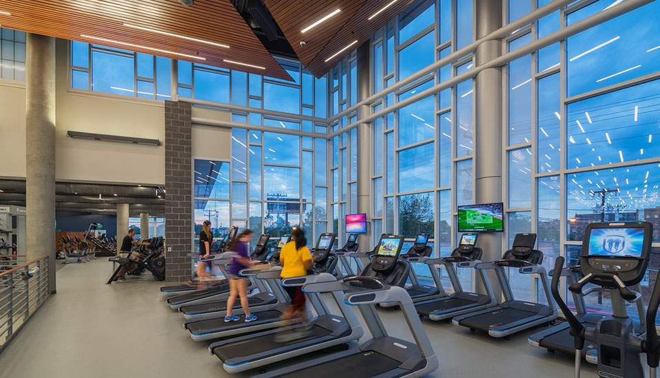 University Of North Carolina Greensboro Leonard J Kaplan Center For Wellness