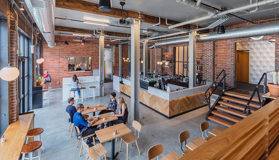st kilda cafe rdg planning design