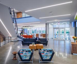 Iowa State University Economic   Development Core Facility