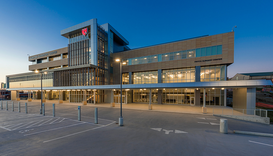 The Nebraska Medical Center - Lauritzen Outpatient Center - Omaha, Nebraska