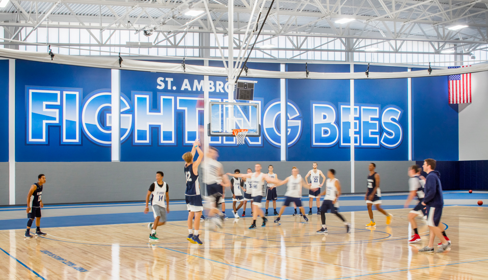 St. Ambrose University Wellness and Recreation Center