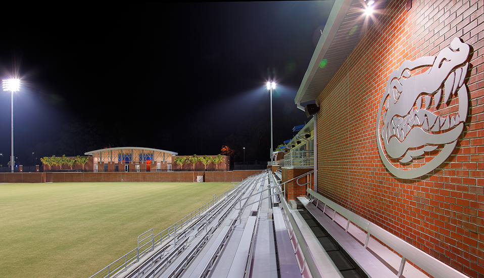University of Florida - Donald R. Dizney Stadium at the Florida Lacrosse Facility