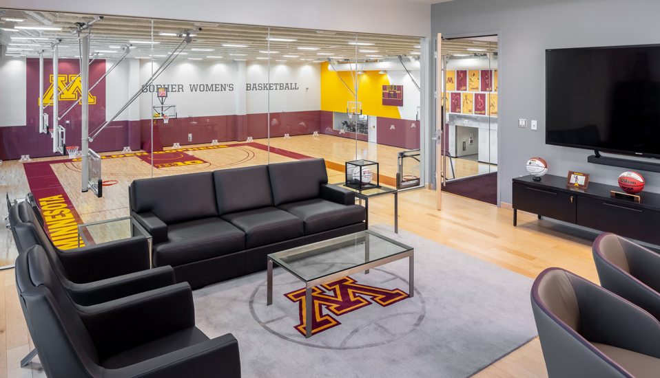 University of Minnesota Athletes Village Basketball Development Center - Minneapolis, MN