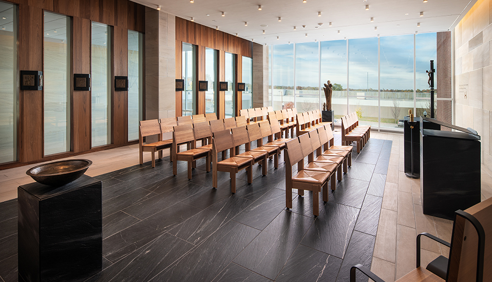 Creighton University School of Dentistry Chapel - Omaha, Nebraska