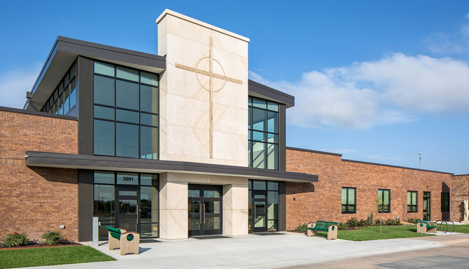 St. James Catholic Church - Kearney, Nebraska