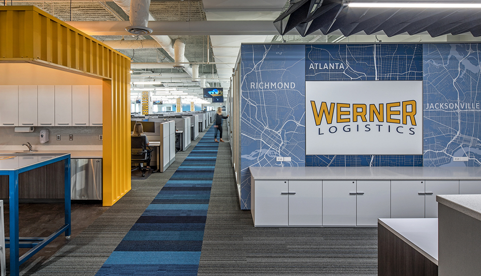 Werner Logistics Office - Omaha, Nebraska