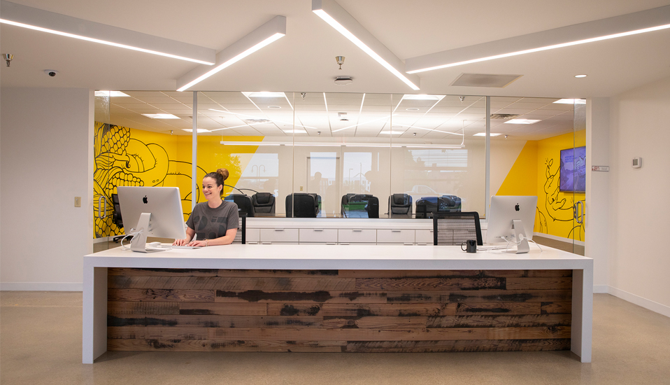 Integer Office Remodel - Des Moines, Iowa