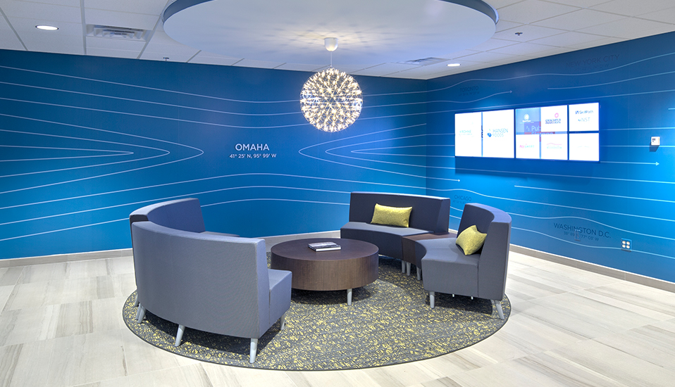 Travel & Transport Corporate Office - Omaha, Nebraska