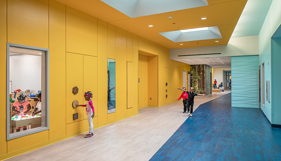 Porter-Leath Early Childhood Academy - Memphis, Tennessee