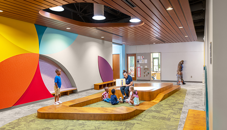 The Franklin School Early Learning Center - Spartanburg, South Carolina
