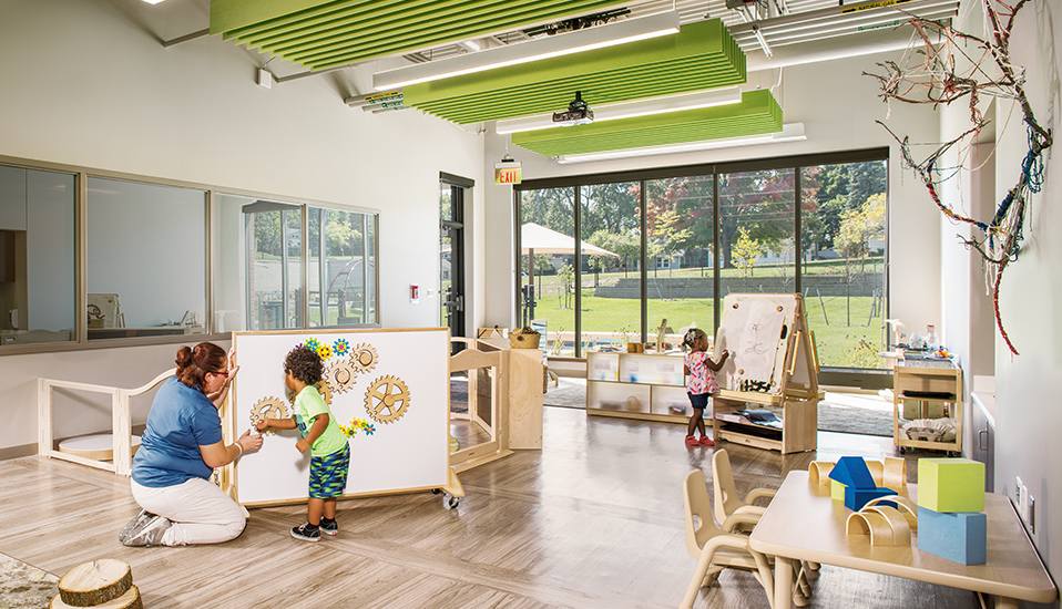 Early Childhood Education Center - Flint, Michigan