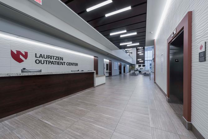 Lauritzen Outpatient Center Fritch Surgery Wins IIDA IDEA Award
