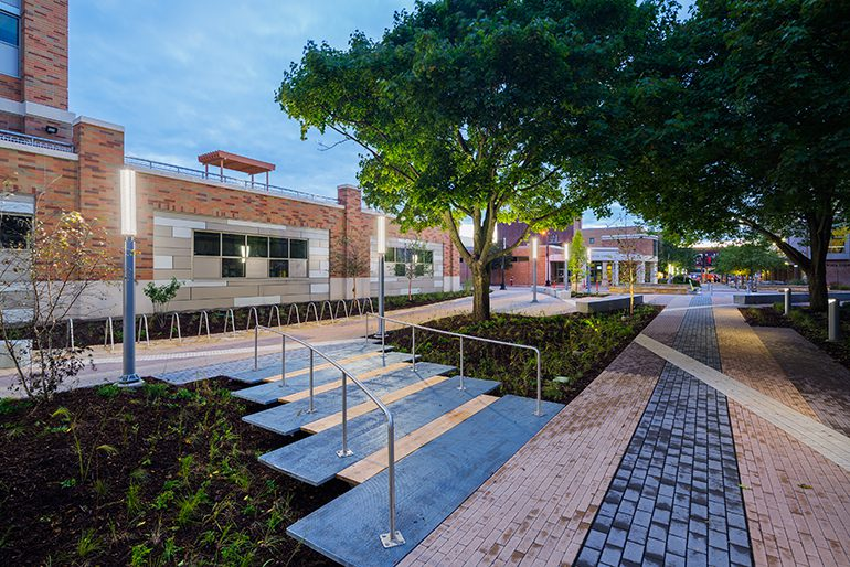Honored With Two Landscape Architecture Design Awards