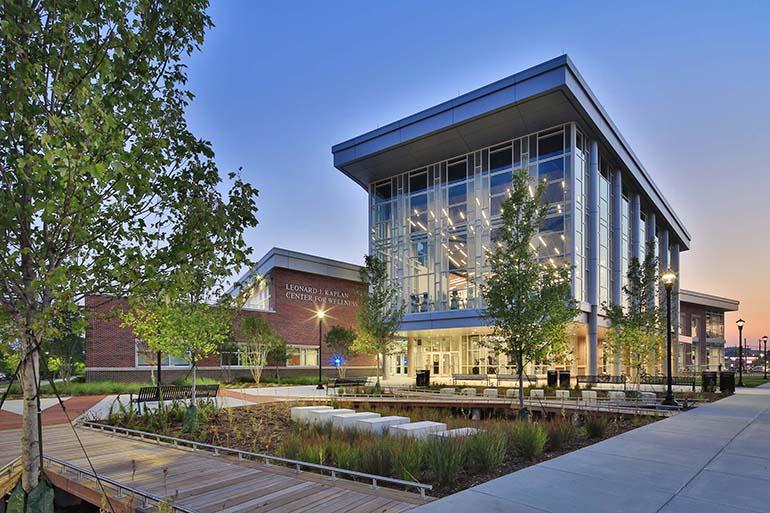 Uncg Kaplan Center Is Leed Gold Certified