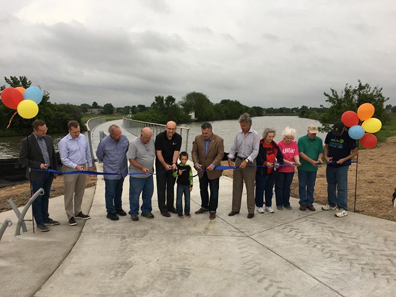 Pracht Wetlands Park Opens To The Public